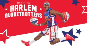 Harlem Globetrotters Fan Powered World Tour