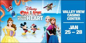 Disney On Ice presents Follow Your Heart