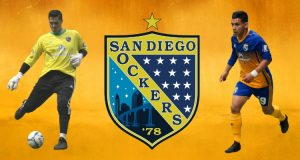 San Diego Sockers vs Milwaukee Wave