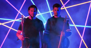 2CELLOS: Let There Be Cello 2019 US Tour