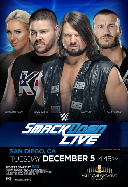WWE Smackdown Live 12 February 2019 HDTVRip 480p x264 [300MB]