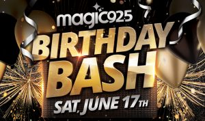 Magic 92.5 – 20th Birthday Bash Featuring Morris Day & The Time, Zapp & More