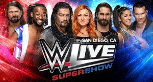 WWE Live Super Show
