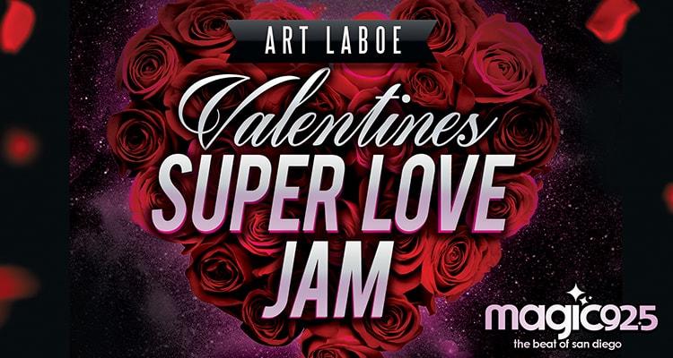 Love Jam Logo