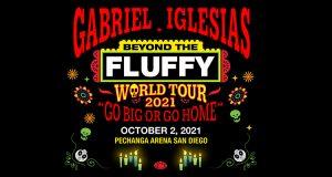 RESCHEDULED: Gabriel Iglesias