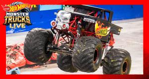 POSTPONED: Hot Wheels Monster Trucks Live