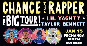 Chance The Rapper: The Big Tour – CANCELLED
