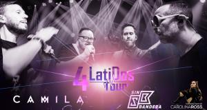 Camila & Sin Bandera: 4 Latidos Tour