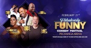 Fabulously Funny Comedy Festival