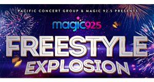Magic 92.5 Freestyle Explosion