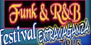The OMG 1st Annual Funk & R & B Festival Extravaganza