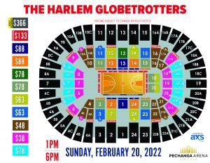 PASD The Harlem Globetrotters Layout