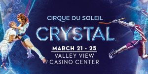 Cirque du Soleil Crystal – A Breakthrough Ice Experience