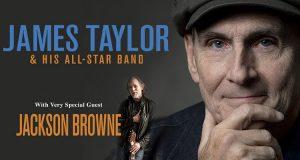 James Taylor & His All-Star Band