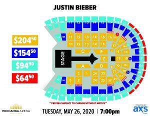 PASD Justin Bieber Layout