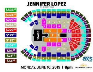 PASD Jennifer Lopez Layout
