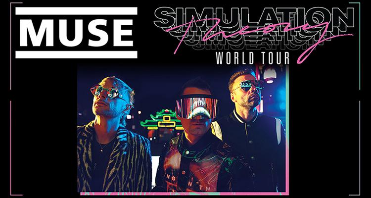 Muse: Simulation Theory World Tour   Pechanga Arena San Diego