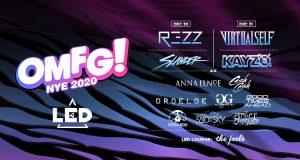 OMFG! NYE 2020 – Night 1
