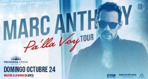 Marc Anthony: PA'LLA VOY TOUR