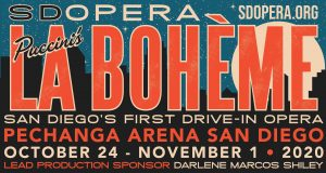 La Bohème: A Unique Drive-In Experience