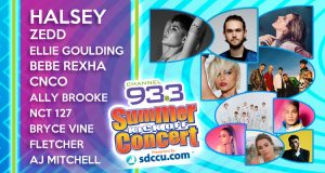 93.3 Summer Kick Off