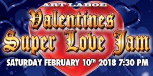 Art Laboe Valentines Super Love Jam