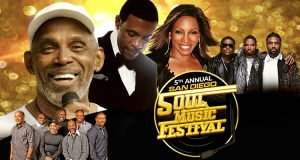 5th Annual San Diego Soul Music Festival feat. Maze feat Frankie Beverly, Keith Sweat, Stephanie Mills & Next