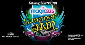 Magic 92.5 Summer Jam Featuring War, Cameo, and More