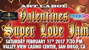 Art Laboe Valentine's Super Love Jam