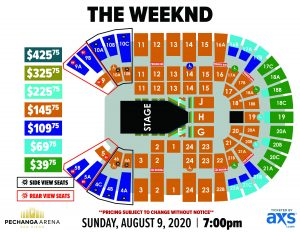 PASD The Weeknd Layout