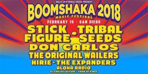 Boomshaka 2018 Music Festival