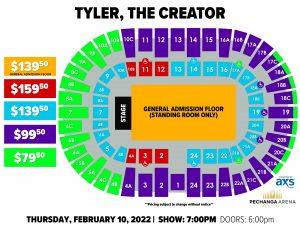 PASD Tyler, The Creator Layout