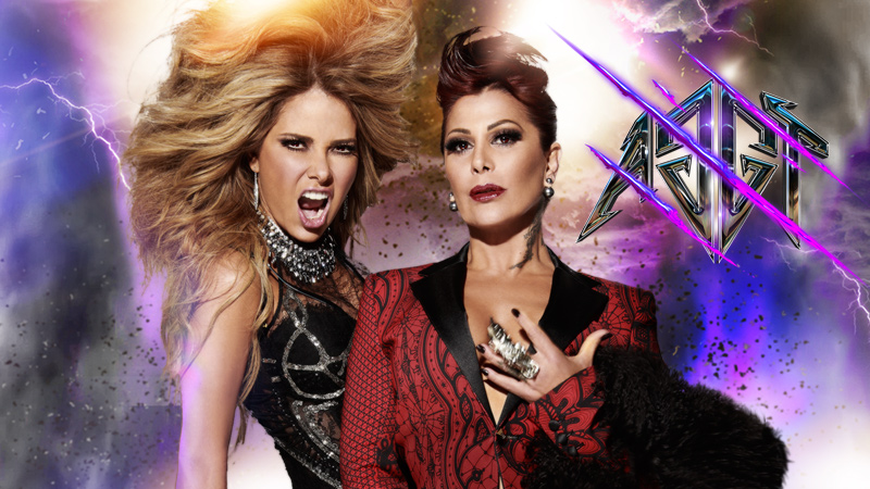 Gloria Trevi vs Alejandra Guzman at Valley View Casino Center