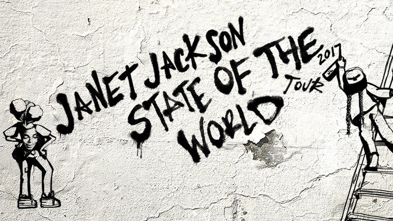 Janet Jackson at Valley View Casino Center