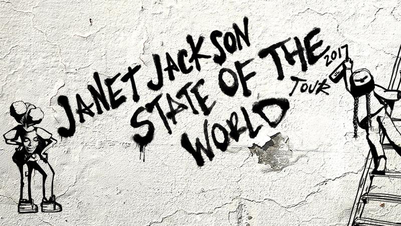 Janet Jackson at Pechanga Arena San Diego