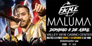 Maluma: F.A.M.E. Tour 2018
