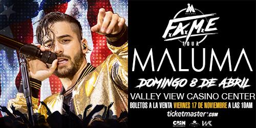 Maluma Tickets - 2019 Tour Dates | Ticketmaster