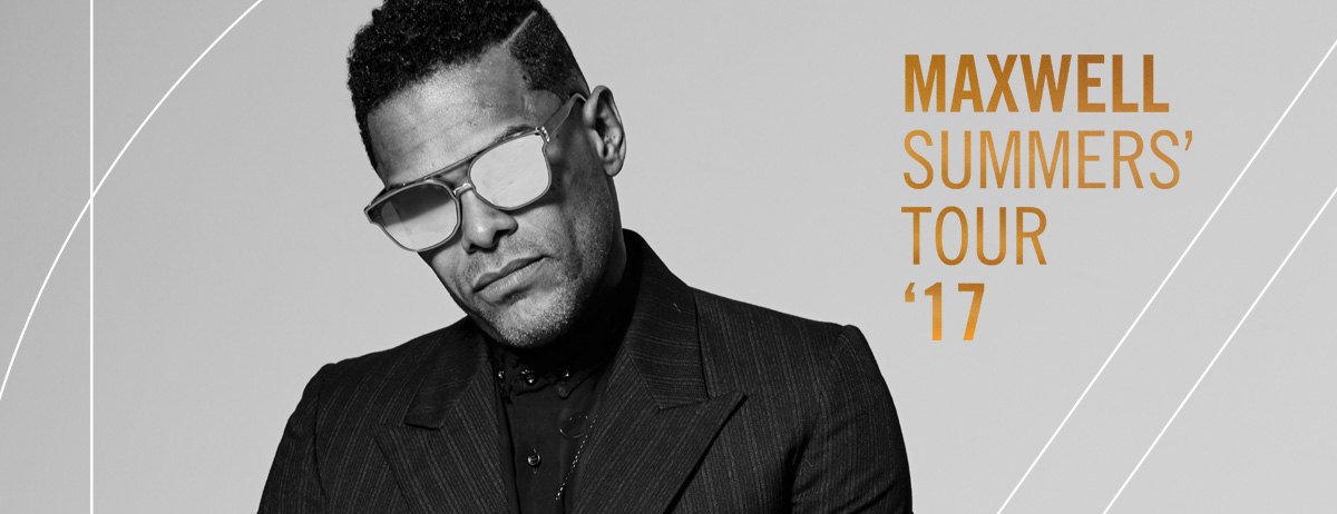 Maxwell w/ Special Guests COMMON & Ledisi