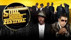 San Diego Soul Festival feat. Anthony Hamilton, Keith Sweat, Guy w/Teddy Riley & Dru Hill