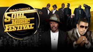 San Diego Soul Festival feat. Anthony Hamilton, Keith Sweat, Guy w/Teddy Riley & Dru Hill