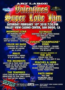 Art Laboe Valentines Super Love Jam Valley View Casino