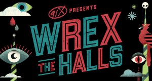 Wrex the Halls with Death Cab for Cutie, Third Eye Blind, Billie Eilish & More