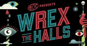 Wrex the Halls with Death Cab for Cutie, Third Eye Blind, Billie Eilish & More